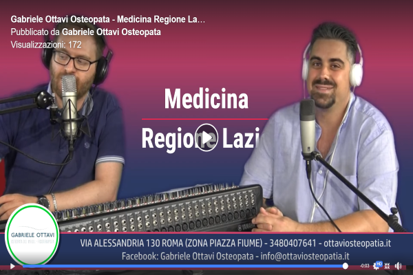 Intervista a Radio Roma Capitale