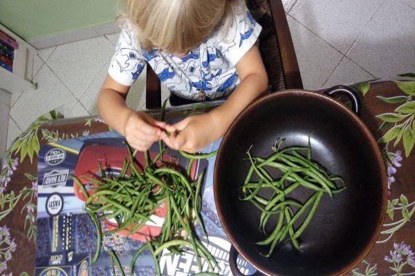 come coinvolgere i bambini nei lavori di casa: per ogni età il suo compito
